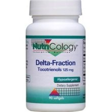Delta-Fraction Tocotrienols 125mg